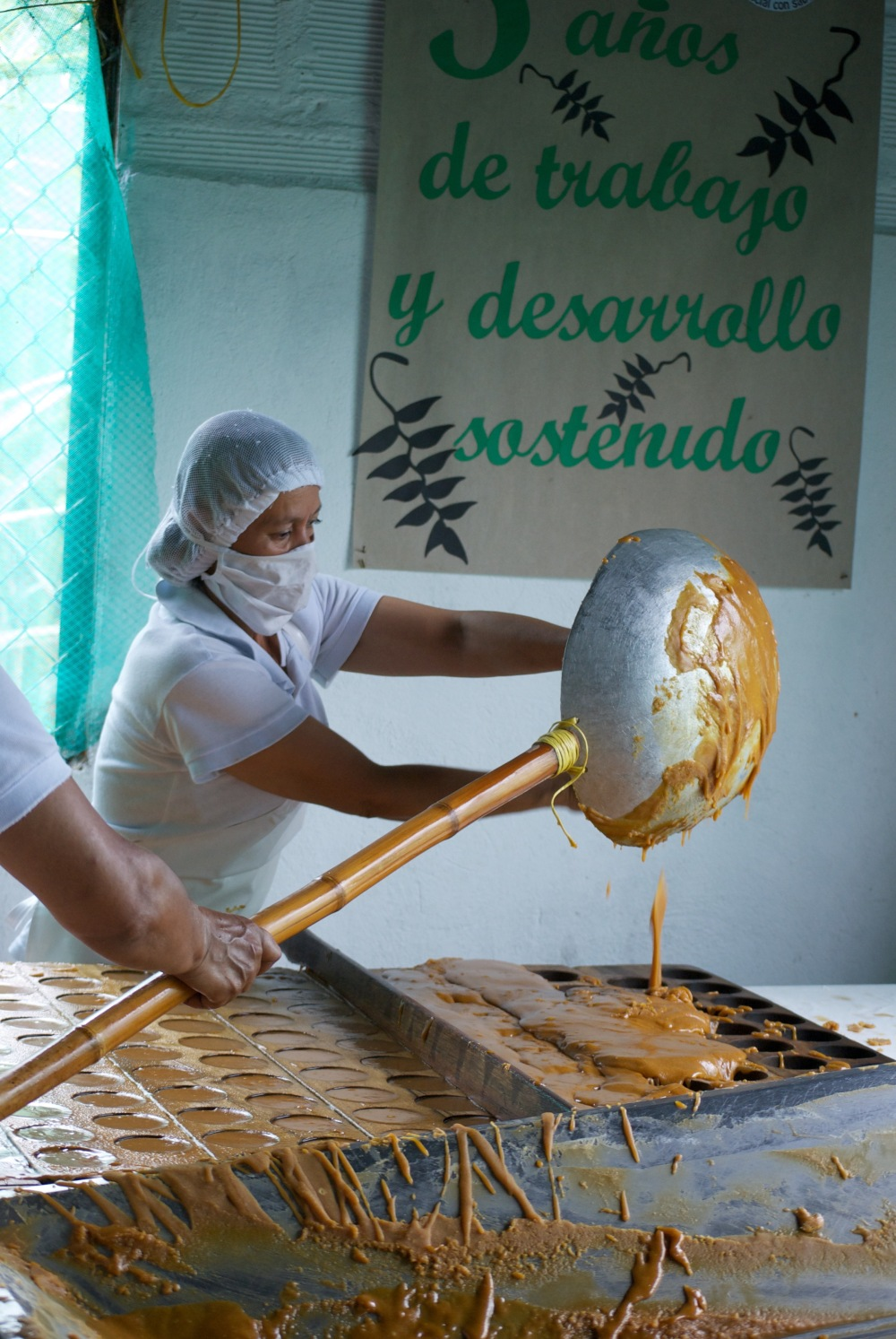 making panela